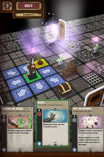 Card dungeon скріншот 1