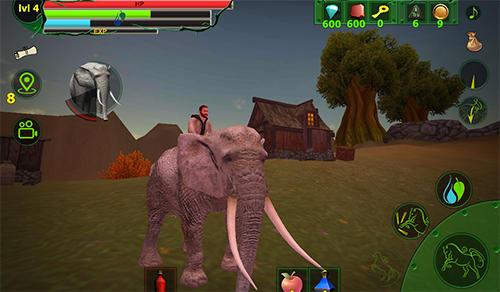 Horse simulator: Goat quest 3D. Animals simulator для Android