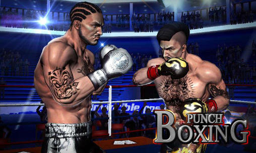 Punch boxing截图