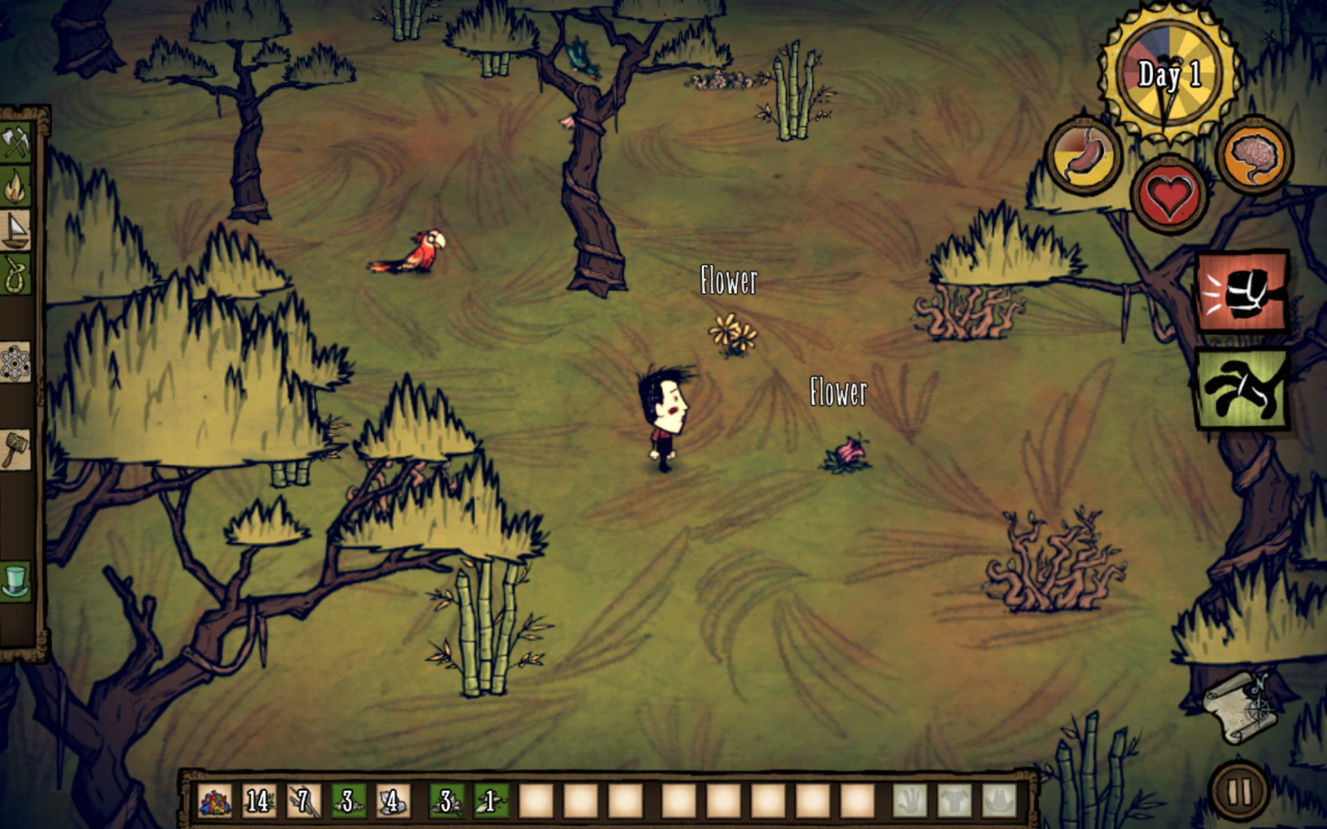 Don't Starve: Shipwrecked captura de pantalla 3