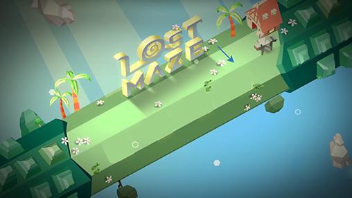 Lost maze Screenshot