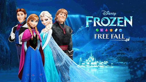 Frozen: Free fall captura de pantalla 1