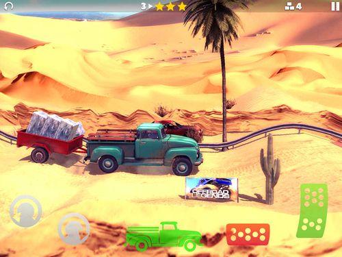 Screenshot Offroad Legenden 2 auf dem iPhone