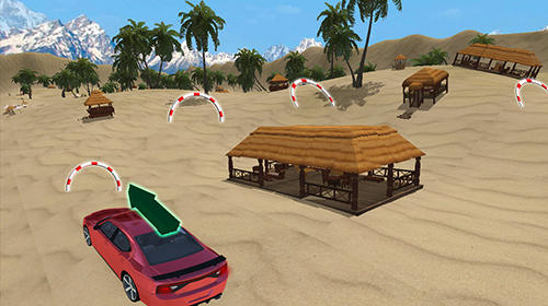 Water surfer car driving für Android