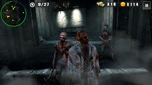 Dead battlegrounds: 2K18 walking zombie shooting para Android