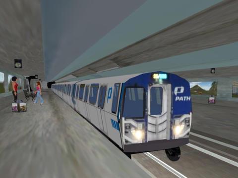 Симуляторы: Train sim на телефон iOS