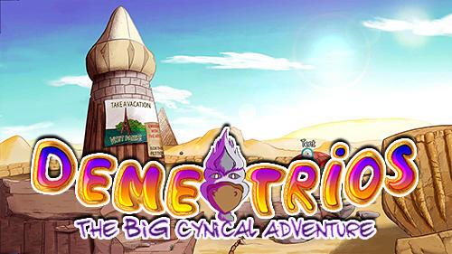 Demetrios: The big cynical adventure. Chapter 1 screenshot 1