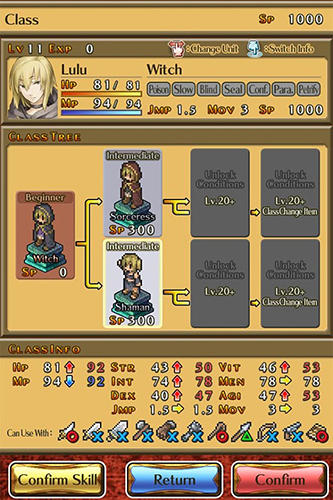 Mercenaries saga 2: Order of the silver eagle para Android