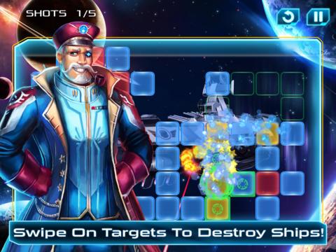 Weltraum Laser - Piraten! Puzzles! Explosionen! für iPhone