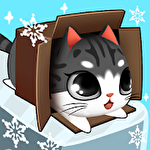 Kitty in the box Symbol
