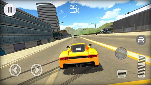 Nitro rivals racing für Android
