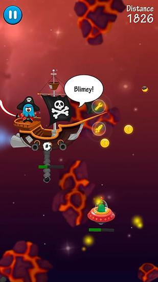 Asteroids rush! screenshot 4