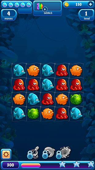 Mermaid: Match 3 für Android