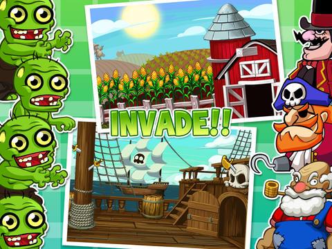 Zombie Farm 2 in English