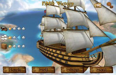 Strategie: Lade Kriegsschiff auf dein Handy herunter