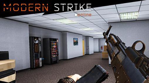 Modern strike online captura de tela 1