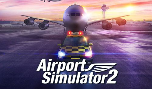 logo Flughafen Simulator 2
