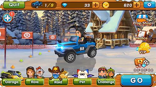 Crazy racing: Speed racer screenshot 4