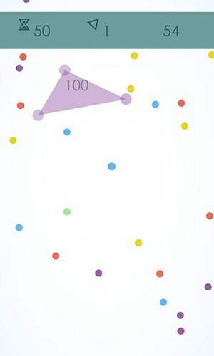 Triangle 180 pour iPhone