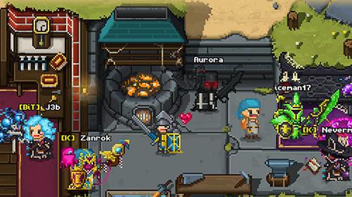 RPG stratégiques Bit heroes en français