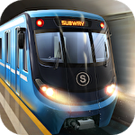Иконка Subway simulator 3D