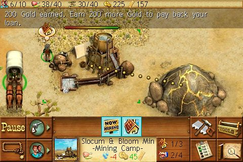 : download Westward на iPhone