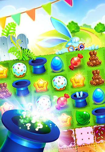 Easter sweeper: Eggs match 3 für Android