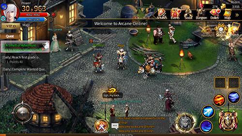 Arcane online Screenshot