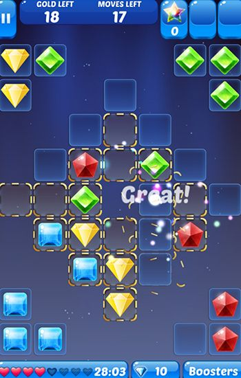 Jewel galaxy for Android