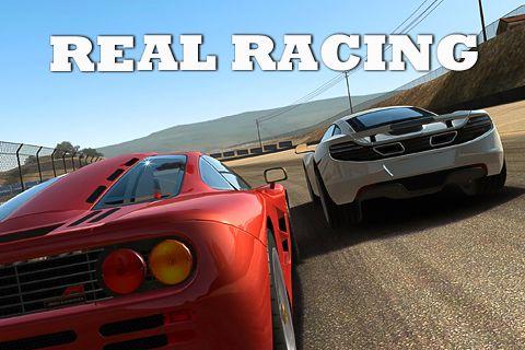 логотип Реальные гонки
