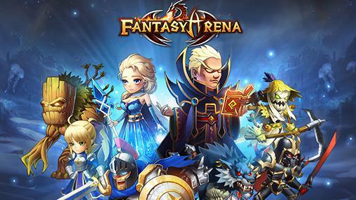 Fantasy arena ícone