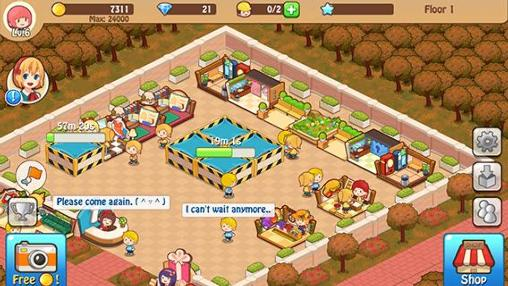 Manager Happy mall story: Shopping sim auf Deutsch