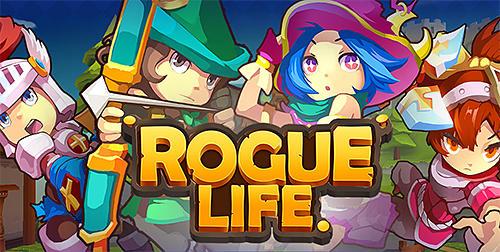 Rogue life: Squad goals icono