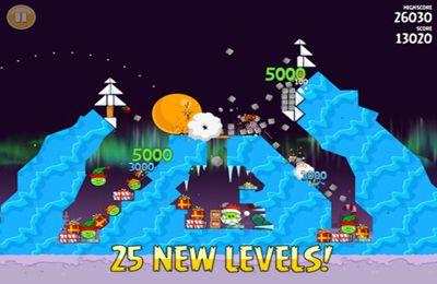 Злые Птички: В Холодную Зимнюю пору для iPhone бесплатно