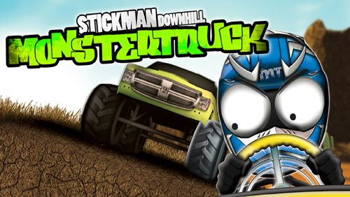 logo Stickman downhill: Monster truck