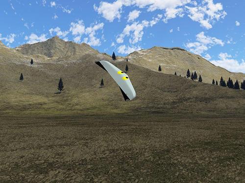 Simulation Picasim: RC flight simulator für das Smartphone