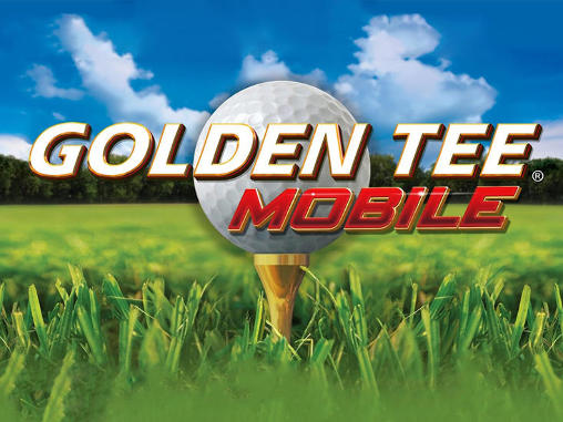Golden tee: Mobile Symbol