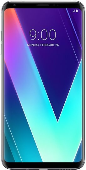 LG V30S+ ThinQ applications