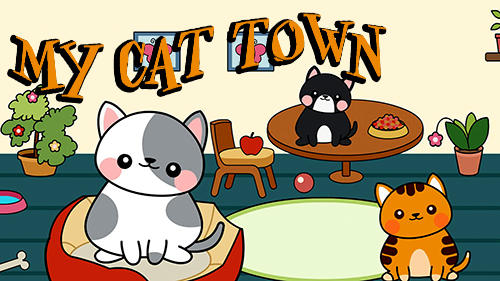 My cat town captura de pantalla 1