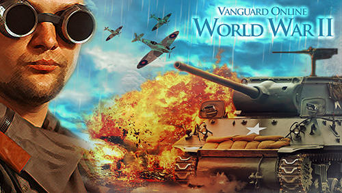 Vanguard online: WW2 screenshot 1