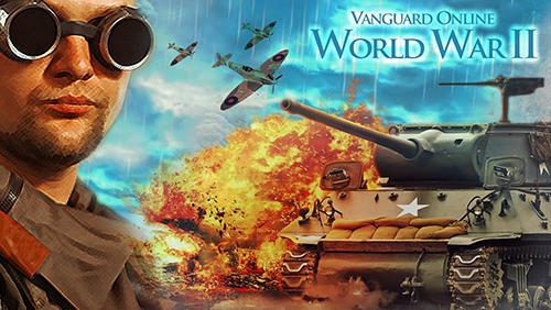 Vanguard online: WW2 icono