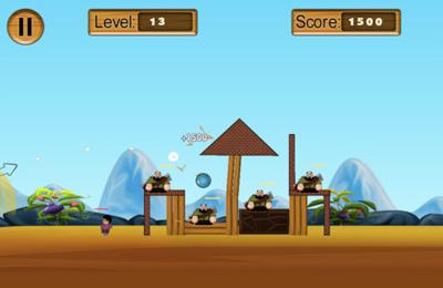 Arcade-Spiele: Lade Wütender Typ auf dein Handy herunter