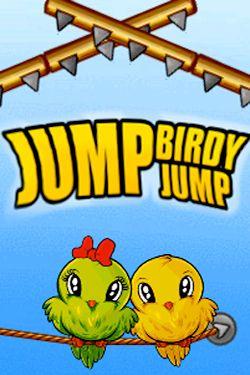 logo ¡Salta, pájaro, salta!