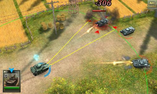 Estratégias Tank generalspara smartphone