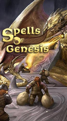Скриншот Spells of genesis на андроид
