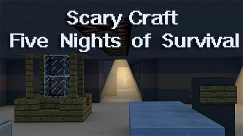 Scary craft: Five nights of survival Screenshot