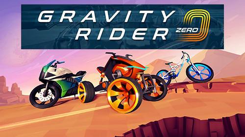 Gravity rider zero screenshot 1