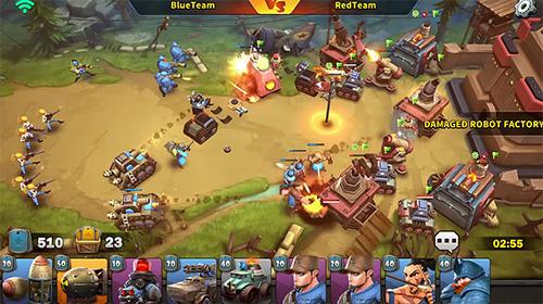 Online Battle boom für das Smartphone