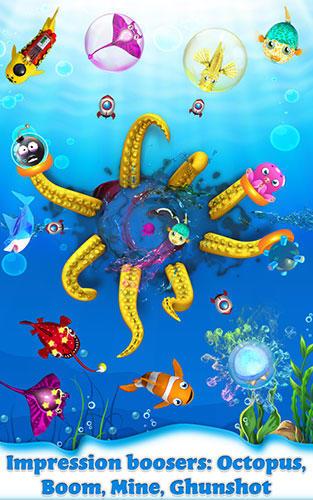 Arcade Fish crush für das Smartphone