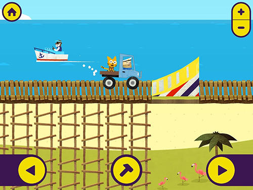 Fiete cars: Kids racing game for Android